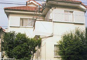 国分寺の外壁塗装施工例