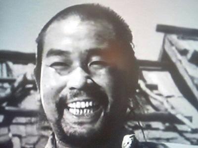 稲葉義男、当時34歳。