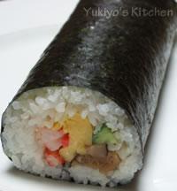 Yukiyos Kitchen 恵方巻き