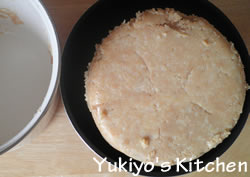 Yukiyo's Kitchen 天地返し