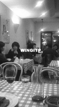ウイングチップ