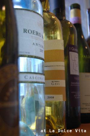 ワイン会 ラドルチェヴィータ イタリア
