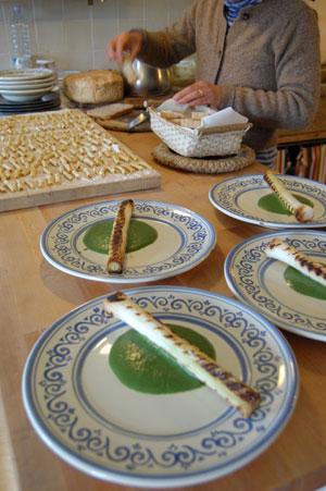 フィレンツェ田舎のお料理教室