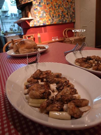 牡蠣のエスカベッシェ