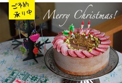 クリスマスジェラートアイスケーキ