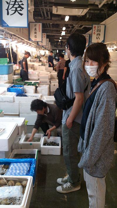 木津の市場 ウイングチップ