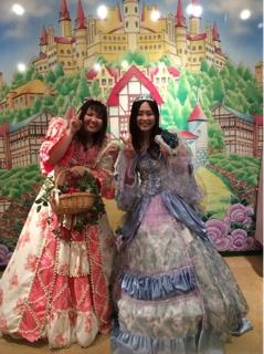 f8896338e1bcb 本日のお姫さまです( o ) たくさんの笑顔ありがとうございます!