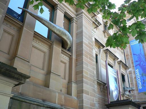 シドニー博物館