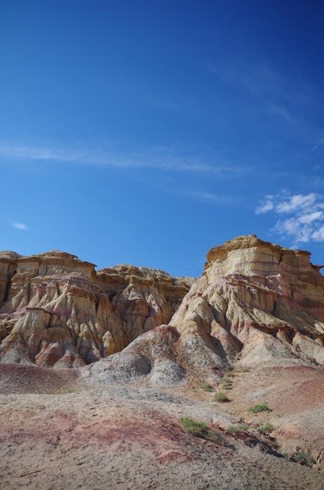 white cliff (mongol)