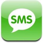 smsのアイコンです。