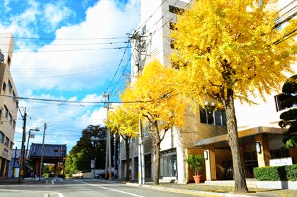 博多,承天寺通り