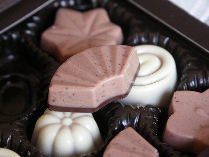 花日和あずき味チョコレート大納言