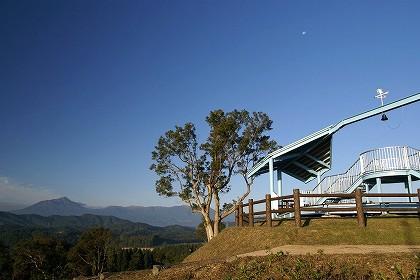 野尻町 大塚原公園から見た霧島連山 01
