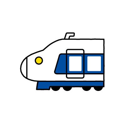 新幹線のお名前シール