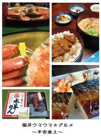 福井ウマウマグルメ