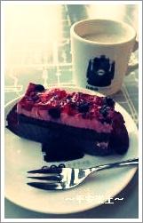 レストランTDでケーキセット☆