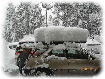 誰の車かは知りません(^^;)