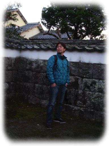 in 島原。