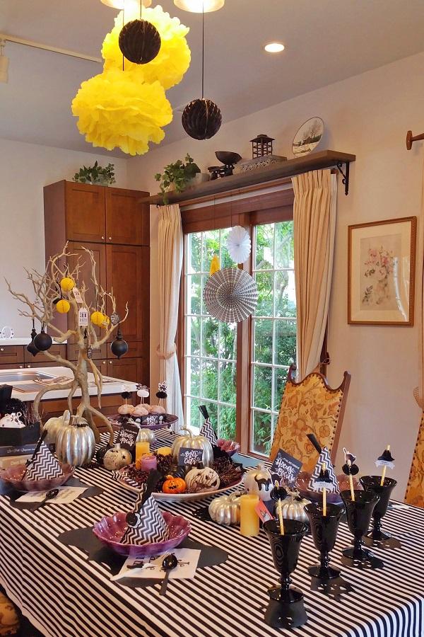 MATEUSの食器のテーブルコーディネート