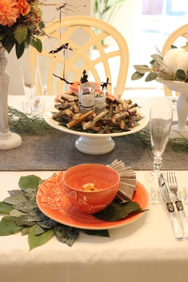 MATEUSの食器でテーブルコーディネイト