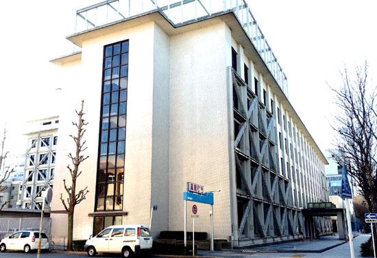 旧・名古屋逓信局(日本郵政グル...