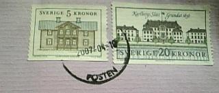 切手もキュート