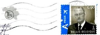 エアメール用切手?