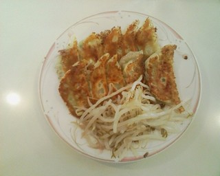 喜慕里の餃子