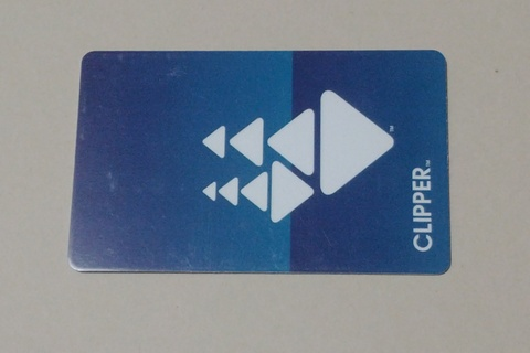 クリッパーカード