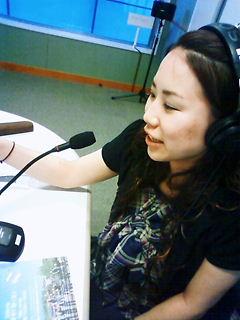 ラジオ収録1