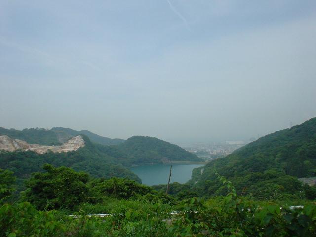 高城山からの苅田方面