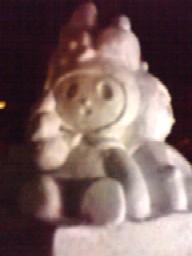 雪祭り前々夜マイメロ