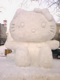 雪祭り前日5
