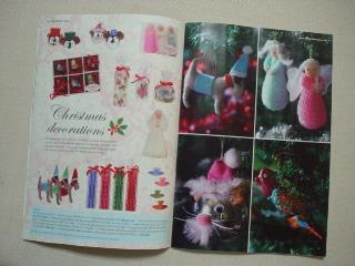 キャスキッドソンカタログ・クリスマスページ
