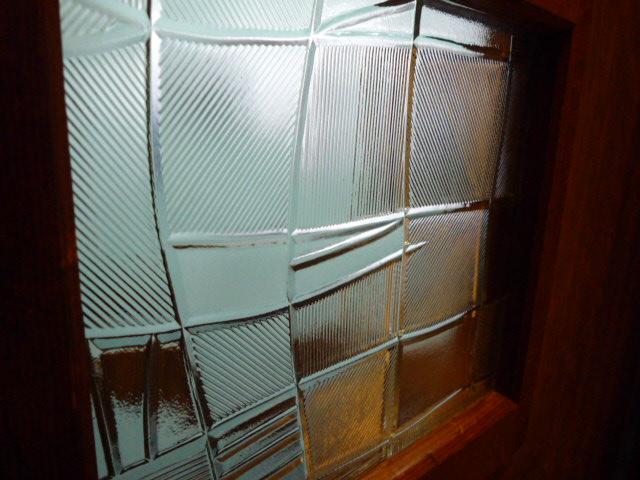 型板ガラス