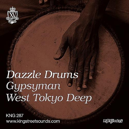 Dazzle Drums - Gypsyman / West Tokyo Deep