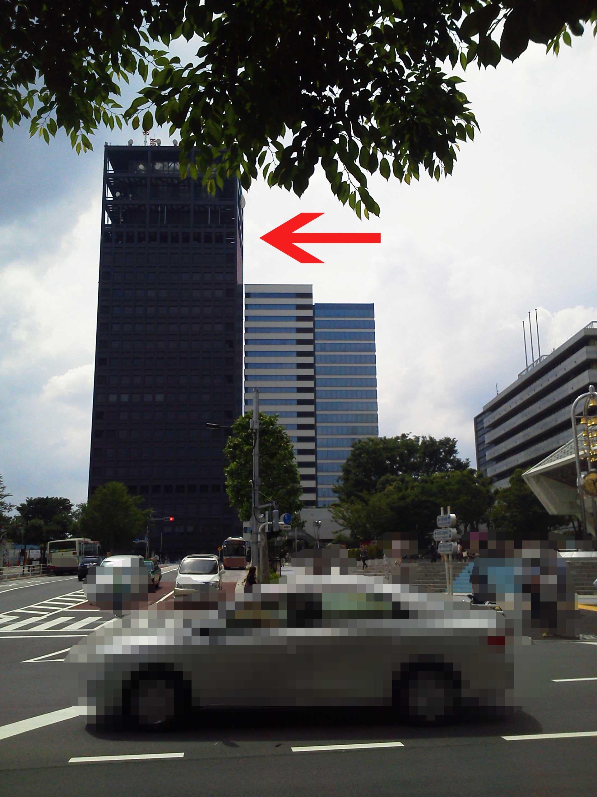 NTT中野
