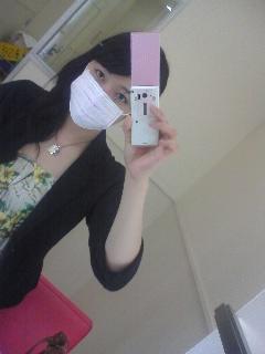 マスクおんな