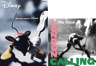 Clash Mickey