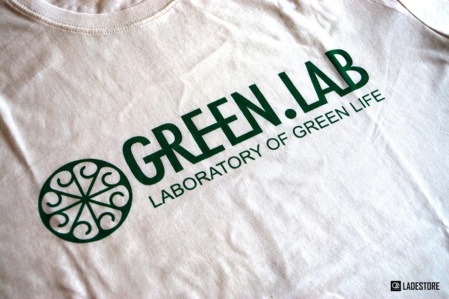 GREEN.LAB new organic cotton T-shirts