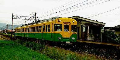 富山地方鉄道(上滝線)