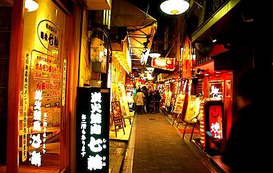 大阪コリアタウン 鶴橋「焼肉屋通り」