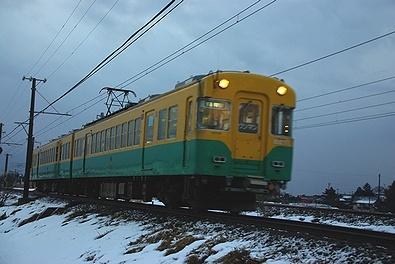 富山地方鉄道 モハ10030形