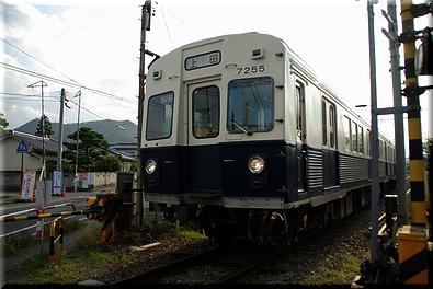 上田電鉄 まるまどりーむ号