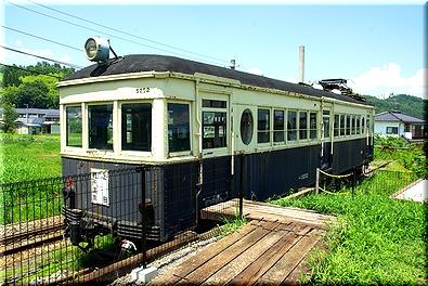 上田電鉄 モハ5250 丸窓電車