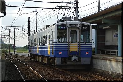 えちぜん鉄道 MC6106