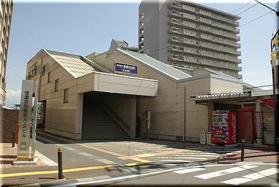 長野電鉄 信濃吉田駅