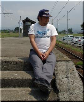RAILWAYS2 月岡駅2