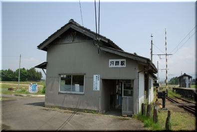 富山地方鉄道 月岡駅
