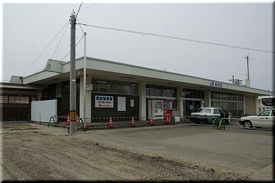 JR寺井駅